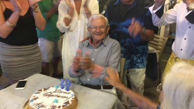Photo of 92 anni e non sentirli: da Caracas a Forio per festeggiare il compleanno