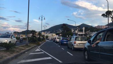 Photo of Litoranea, traffico caotico nel pomeriggio di ieri