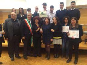 L'IIS 'Mennella' premiato a Roma per un progetto sulla Toponomastica femminile (foto sesta)