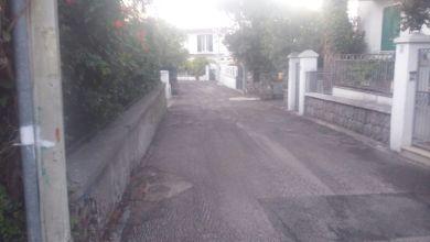 Photo of Via dell'Amicizia, esultano i residenti: iniziati i lavori di manutenzione
