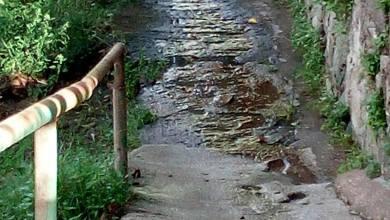 """Photo of Il lago """"fecale"""" di Casa Polito a Panza"""
