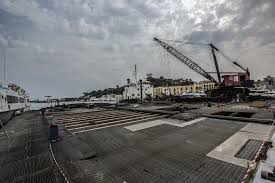 """Photo of Ischia, nuovo pontile: dal Palazzo nemmeno un """"bigino"""""""