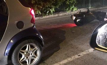 Photo of Incidente sulla Superstrada, ferito un centauro