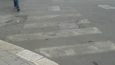 Photo of Barano, strisce pedonali: segnaletica ombra