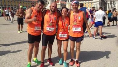 Photo of Dalla mezza maratona di Lisbona a Napoli, che domenica per i Forti e Veloci