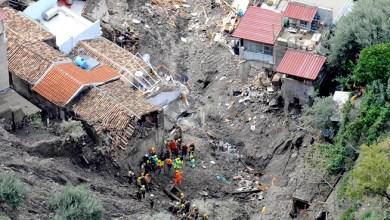 """Photo of La Campania è """"fragile"""": ecco il dossier sul dissesto idrogeologico"""