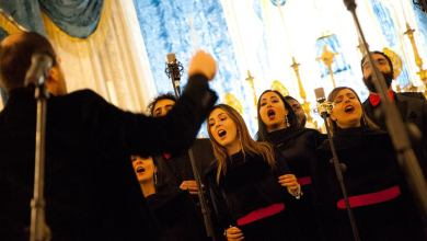 Photo of Forio: che successo con i Gospel Italian Singers!