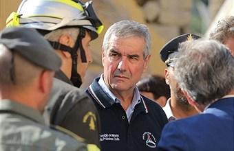 Photo of Ricostruzione, i sindaci incontreranno Borrelli