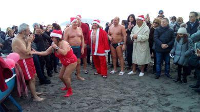 Photo of Capodanno, riecco il gelido tuffo nelle acque della Mandra
