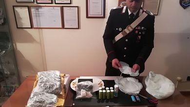 Photo of Spaccio di stupefacenti, altri tre arresti e maxisequestro di droga