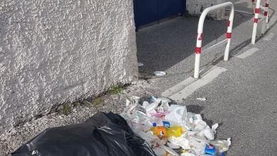 Photo of Panza, l'immondizia la fa da padrone all'esterno dell'asilo