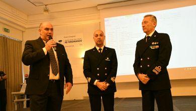 """Photo of Giovanni Pettorino, l'ammiraglio ischitano nella """"sua"""" isola"""