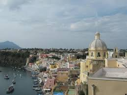 "Photo of Anche a Procida cadono ""bombe"""