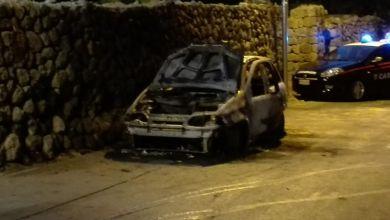 Photo of Paura a Panza: auto in fiamme, illesa la conducente