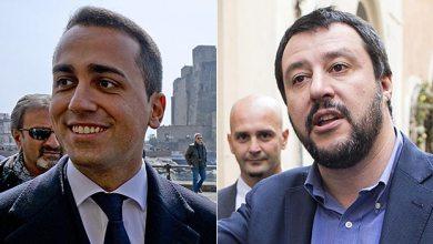 Photo of Cresce l'attesa per la visita di Salvini e Di Maio a Ischia per il congresso dell'Assoforense