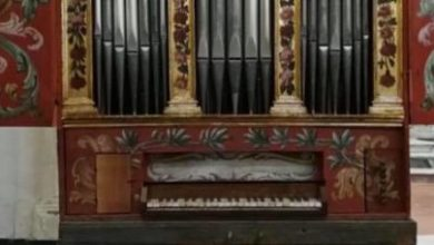 """Photo of """"Il Principe degli Angeli"""" inaugura il restauro dell'organo nell'Abbazia di San Michele"""