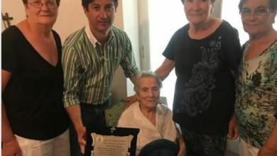 Photo of Buon compleanno Elvira, cento anni portati alla grande