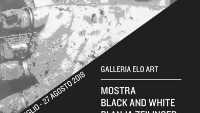 """Photo of """"Black and White"""", alla Galleria Eloart la mostra di Anja Zeilinger"""