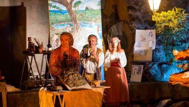 """Photo of """"Arte e mitologia"""", il suggestivo spettacolo andato in scena al Vecchio Carcere della Mandra"""