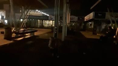 Photo of Illuminazione assente, Beverello al buio