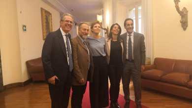 Photo of Decreto, Pascale e Del Deo a Roma per ringraziare i 5 Stelle