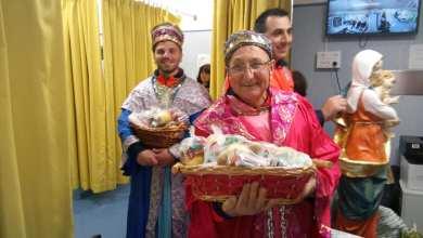 Photo of L'arrivo della Befana e dei Re Magi all'Ospedale Rizzoli di Lacco Ameno
