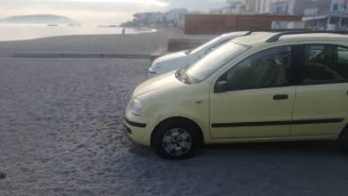 Photo of Ischia, la sosta è selvaggia: auto parcheggiate in spiaggia