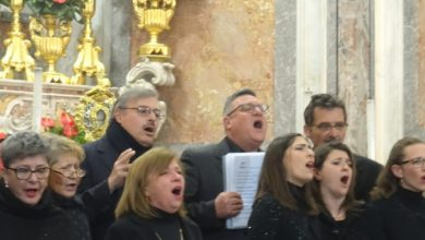 Photo of Musica: tanti applausi per l'Ischia gospel explosion