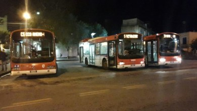 Photo of L'AVVISO E l'Eav ferma i bus dalle 6 alle 13.30