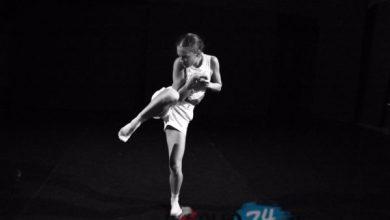 Photo of Linda Cordero vincitrice dell'International Solo Dance Thatre Festival