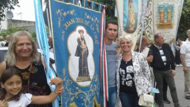 Photo of Ischia , San Pedro e Mar del Plata in festa per San Giovan Giuseppe
