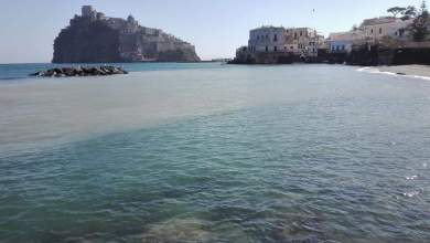 Photo of Ischia Ponte, il parcheggio della Siena rigurgita acque grigie