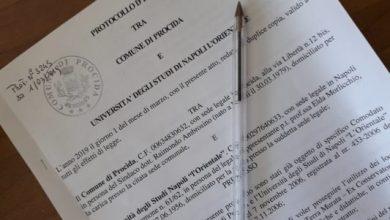 Photo of Sottoscritto nuovo protocollo tra Comune e Università Orientale di Napoli