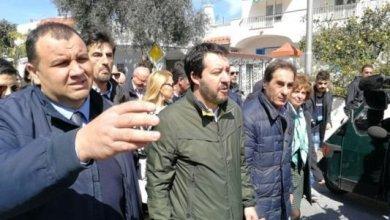 """Photo of Il plauso dei sindaci a Salvini per il progetto """"Spiagge sicure"""""""