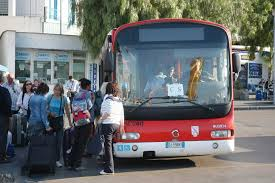 Photo of L'AVVISO A Pasqua bus Eav fermi dalle 12.30 alle 16