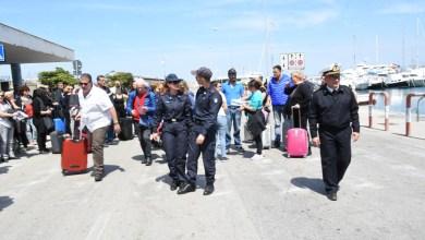 Photo of Arrivi di Pasqua a Ischia, controlli in ambito portuale
