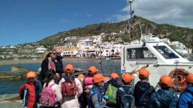 """Photo of Giornata del mare, il grazie al  """"Mennella"""" dalla Dirigente dell'IC Forio 2"""