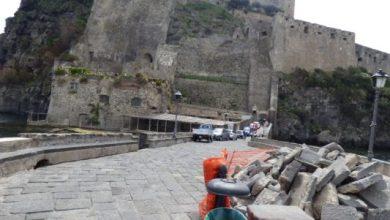 """Photo of Il Ponte Aragonese, i basoli e la """"marcia indietro"""""""