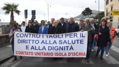 Photo of L'appello di Ischia per la sanità: «Basta essere trattati come cittadini di serie B»