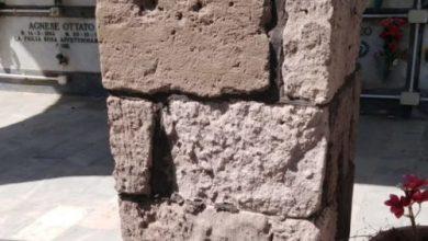 Photo of Lesioni e marmi a pezzi, che succede al cimitero di Forio?