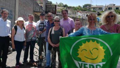 Photo of I Verdi al lavoro, ripulito il parcheggio di Fondobosso