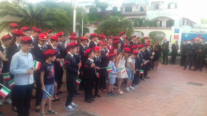 Vacanza sull\'isola per gli orfani dei militari dell\'Arma ...