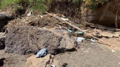Photo of Cartaromana, la denuncia dei Verdi:  «Rifiuti, pericolo di frana e scarichi in mare»