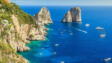 Photo of L'INIZIATIVA Capri, aumento alla tassa di sbarco per finanziare l'AMP