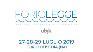 """Photo of """"ForioLegge"""", al via la prima edizione del Festival Letterario"""