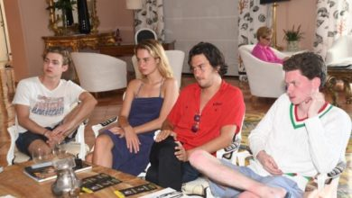 Photo of Wolff, Van Patten, Deutch, Fiennes: tra set e social, le nuove stelle  del cinema a Ischia Global