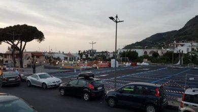 Photo of Sfregio e atto vandalico al parcheggio di Panza, danneggiate anche le giostrine