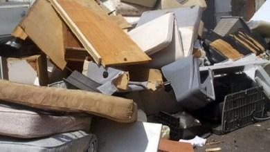 Photo of L'AVVISO Stop al conferimento di rifiuti ingombranti