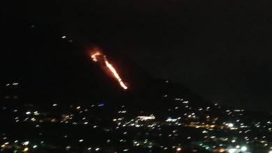 Photo of Incendio a Santa Maria al Monte