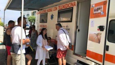 Photo of L'INIZIATIVA Diagnosi precoce del Melanoma, a Capri il camper della Federico II